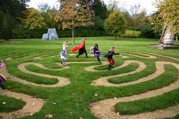 The Burghley Halloween Trail