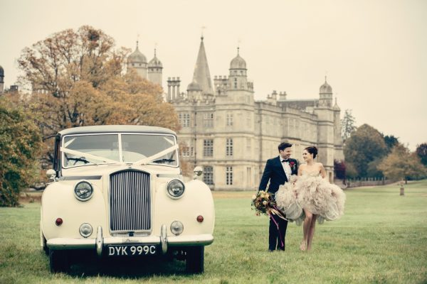 Your Burghley Wedding