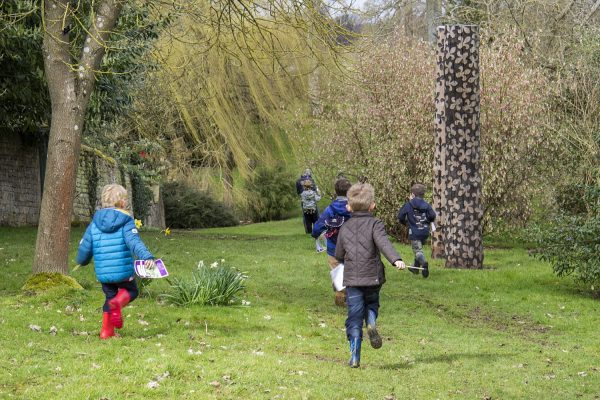 Burghley Easter Egg Treasure Hunt